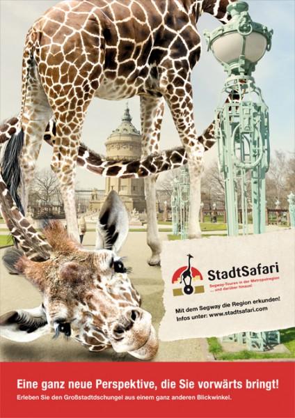 Anzeige Stadtsafari