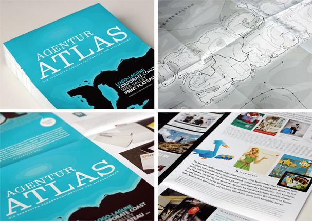 Agentur Atlas von Machart Studios - los geht die Reise