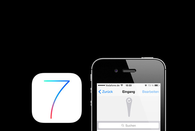 Der iOS 7 Refresh Kaugummi