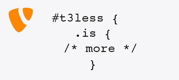 Less Typo3 Extension für ein schöneres CSS-Stylesheet