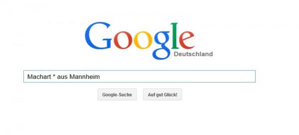 So funktioniert das Sternchen in der Google-Suche