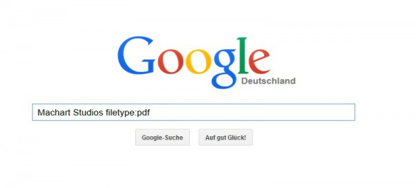 So funktioniert Filetype in der Google-Suche