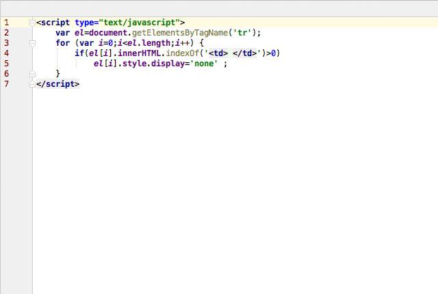 HTML nachträglich mit JS bearbeiten