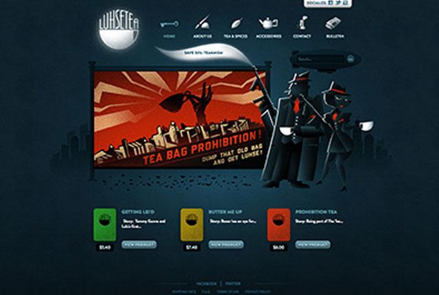 So werden Illustrationen im Webdesign verwendet