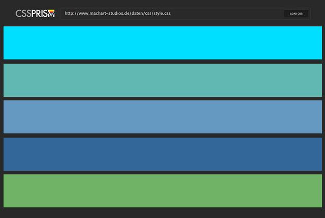 So werden mit CSS Prism Farbwerte bestimmt