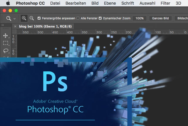 So funktioniert die Bild-Assets Erweiterung in Photoshop