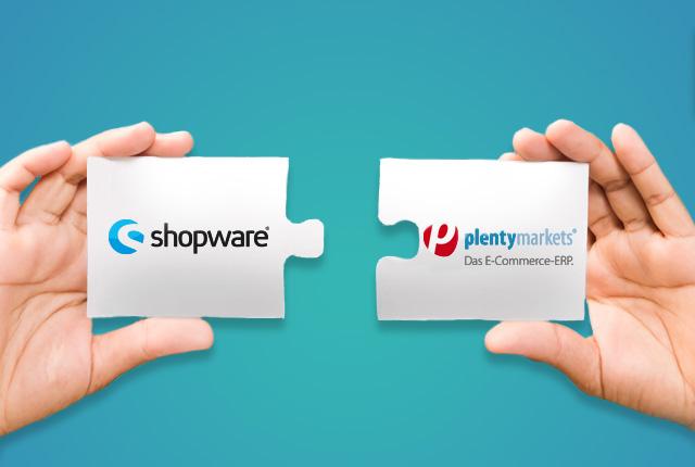 Der plentymarkets shopware-Connector